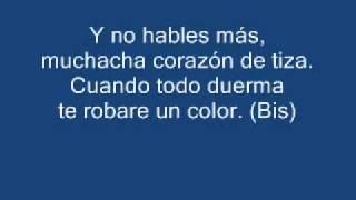 Muchacha Ojos de Papel - Poligamia - Andres Cepeda