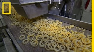 Behind the Funyuns | Ultimate Factories