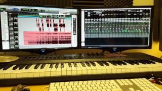 A short drum solo - feat. Nick D'Virgilio - Cosmograf 2016 album