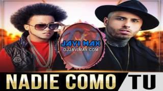 Nicky Jam Ft  El Alfa   Nadie Como Tu (Dj Javi Max XTD Mix) @DjJavimax