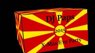 DJ Paps X-Mas Eve Party