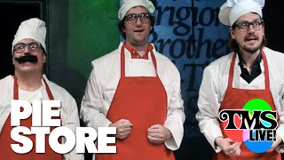 Pie Store (w/Whitest Kids U' Know's Trevor Moore & Sam Brown)