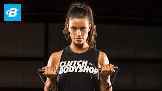 Day 17 | 45 Minute at Home Strength Workout | Clutch Life: Ashley Conrad's 24/7 Fitness Trainer width=