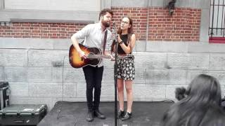 Passenger & Lorana - When We Were Young Live In Brussels