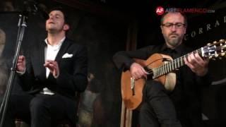 David Palomar, sevillanas recordando a Camarón y Paco de Lucía
