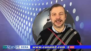 TG NEWS SERA LE NOTIZIE DEL 02 MARZO 2021 DIRETTA TV ORE 20:00 CANALE 2 DTT CANALE 297