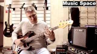 Бас-гитара TOKAI AJB-44 - Алексей Боголюбов