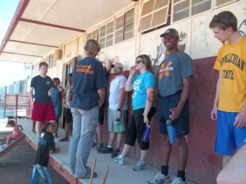 CCF South Africa Mission Trip 2011