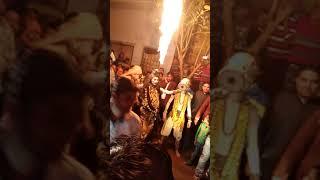 Shiva Tandav (Fire Dance Of God Shiva) Shiv Jhanki latest vedio 2018#