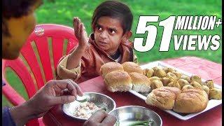 छोटू का वड़ा पाव    CHOTU KA WADAPAAV   Khandesh Hindi Comedy Video   Chotu Comedy