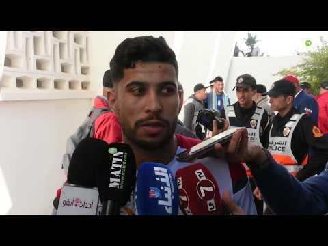 Video : Botola D1, 16e journée : Réactions des joueurs du WAC après la victoire face à Safi