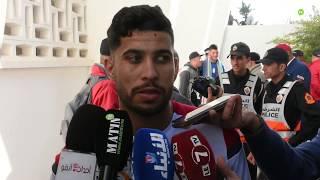 Botola D1, 16e journée : Réactions des joueurs du WAC après la victoire face à Safi