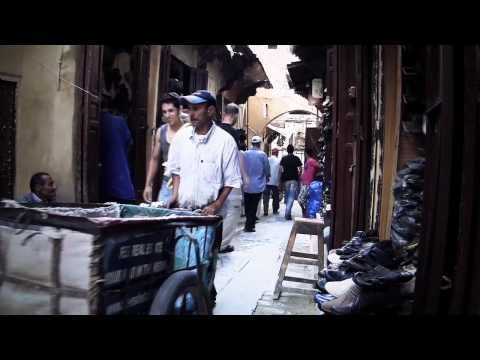 No Baggage Challenge: In Fes: Walk until the day becomes interesting