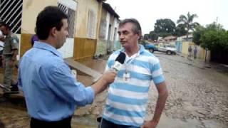 Vídeo-270-Pablo Yuri e o acidente na Padre Uchôa em 25/02/2011