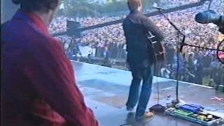 David Gray - Dead in The Water live at Glastonbury 2003
