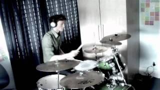 Bonobo - 'Kiara' Drum Cover by David Stewart