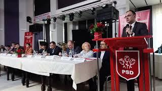 Viceprimarul Cosmin Andrei își anunță candidatura la Primăria Botoșani din partea PSD