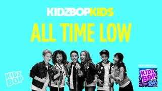 KIDZ BOP Kids - All Time Low (KIDZ BOP 34)