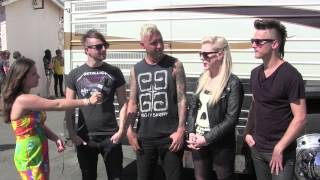 Vans Warped Tour 2013: Interview with Five Knives