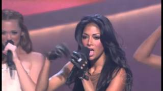 The Pussycat Dolls - Don't Cha ft.Busta Rhymes(Live HD)