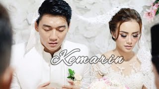 Seventeen - Kemarin || Vidio kenangan pernikahan Ifan dan Dylan Sahara