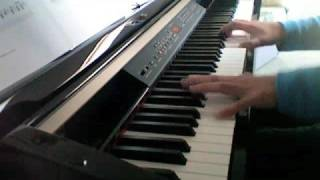 Keane - Somewhere only we know (Piano, Instrumental)