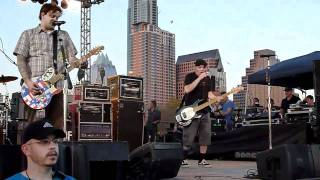 Bowling For Soup - Phineas and Ferb Theme Song - SXSW at Auditorium Shores