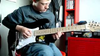 Iron Maiden Hallowed By Thy Name cover