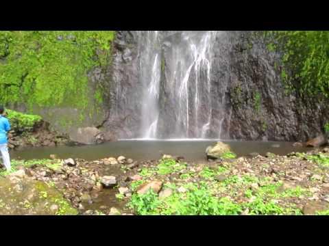 San Ramon Waterfall, Ometepe, Nicaragua