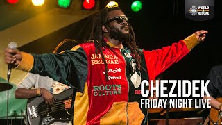 Chezidek - Friday Night - Live at Jamaica Jamaica, Kavka, Antwerp 2014