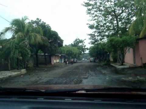 Wendist in Nicaragua – 01 Managua