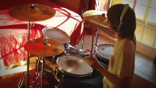 Arctic Monkeys - Crying Lightning (Drum Cover)