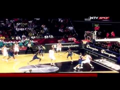 12 Dev Adam NTV Spor Tanıtım Reklamı (2011 Avrupa Basketbol Şampiyonası)