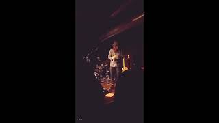 "JP Cooper "" Passport Home "" in Hamburg 12. Mai 2017"