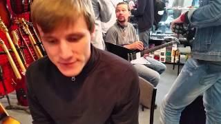 NAMM Musikmesse 2015. Interview with Mike Rubanov Scream Inc from Ukraine