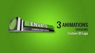 50 After Effects Template 3D Lower Thirds