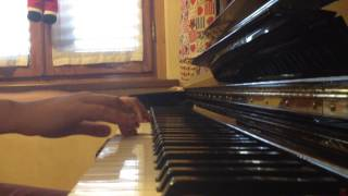 THE SCIENTIST _ Arianna Fazzi piano cover ( Coldplay )