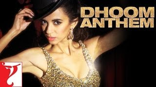 DHOOM Anthem featuring Saba