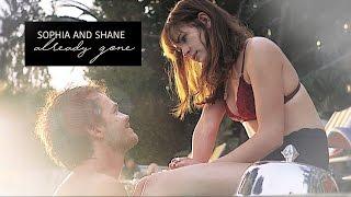 ►Sophia + Shane | ❝ already gone ❞  [#GIRLBOSS]