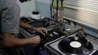 Dj RIBA mixando - ICE T. collors X BOY WHITE - Leslie