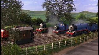 Thomas and the Magic Railroad sound effects: The Meeting