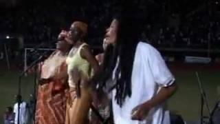 NASIO FONTAINE LIVE IN SIERRA LEONE, AFRICA !!! ITAL FEELING!(teaser)