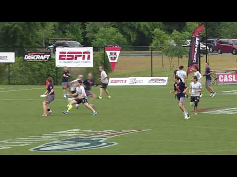 Video Thumbnail: 2016 College Championships, Women's Semifinal: Virginia vs. Whitman