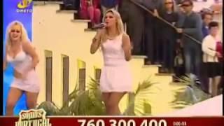 """Cantora TUCHA """"Praias azul"""" em Cascais (TVI 29/3/2015) Contacto para Festas"""