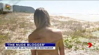 Young Nudists Of Australia - The Nude Blogger - VICTORY