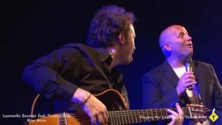 Blue moon - Playing for Change day Trieste 2016 Leonardo Zannier  feat. Tiziano Bole