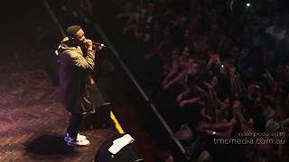 Kendrick Lamar - Backseat Freestyle (Live in Australia)