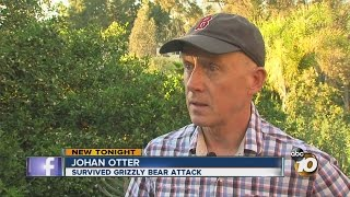 Local Man & Daughter Survive Grizzly Bear Attack