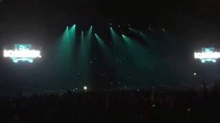 Major Lazer & DJ Snake Lean On Remix - Loadstar Andy C All Night @ Alexandra Palace 24.03.16