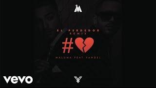 Maluma - El Perdedor (The Remix)[Cover Audio] ft. Yandel #💔 #Vevo 2016